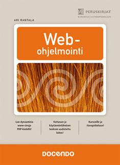 Kansikuva Web-ohjelmointi